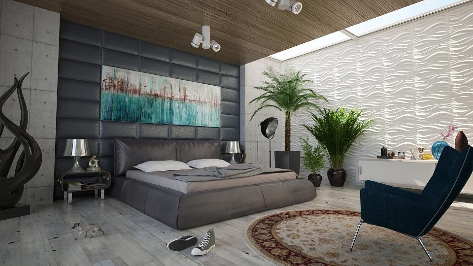 Hot Bedroom Design Trends for 2018