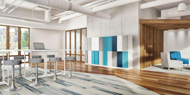Office Space Planning: Efficiency in Focus