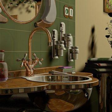 Create a Vintage Bathroom in 5 Easy Steps