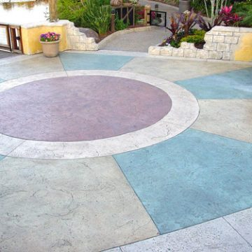 Coloured Concrete: A Guide To Finishing And Colouring